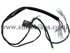 Reproduction Wiring Loom Harness suitable for use with Z50A 1972 - 1978 US Models