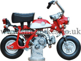 RECOLLECTIONS Hand Built White Metal Miniature Model Z50A