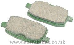 Brake Pads suitable for use with Jincheng M50D, DX90D