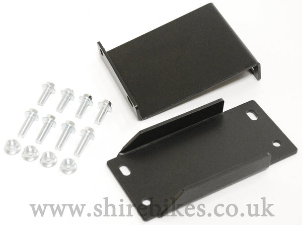 Custom Mudguard Extension Bracket suitable for use with Monkey Bike Motorcycles
