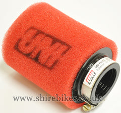 Uni 39mm Foam Air Filter suitable for use with Monkey Bike Motorcycles