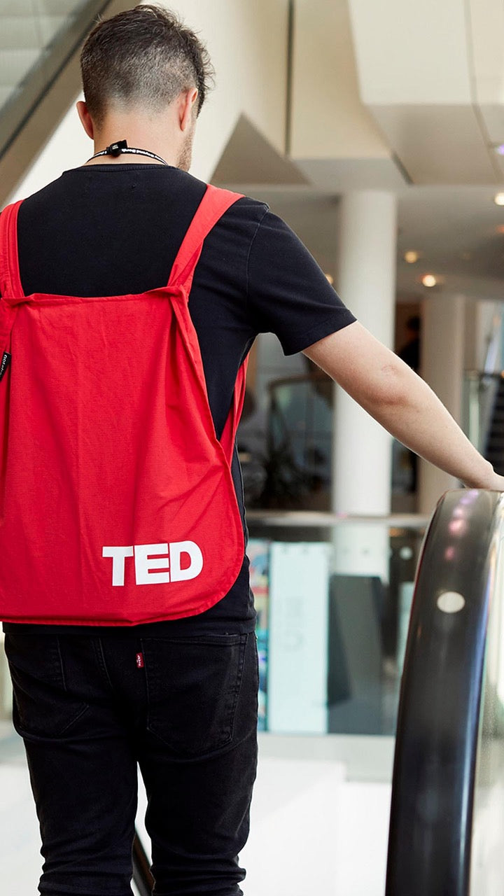 Notabag + TED