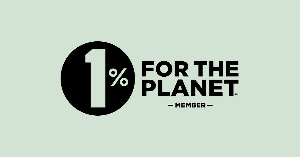 1% for the Planet Membership