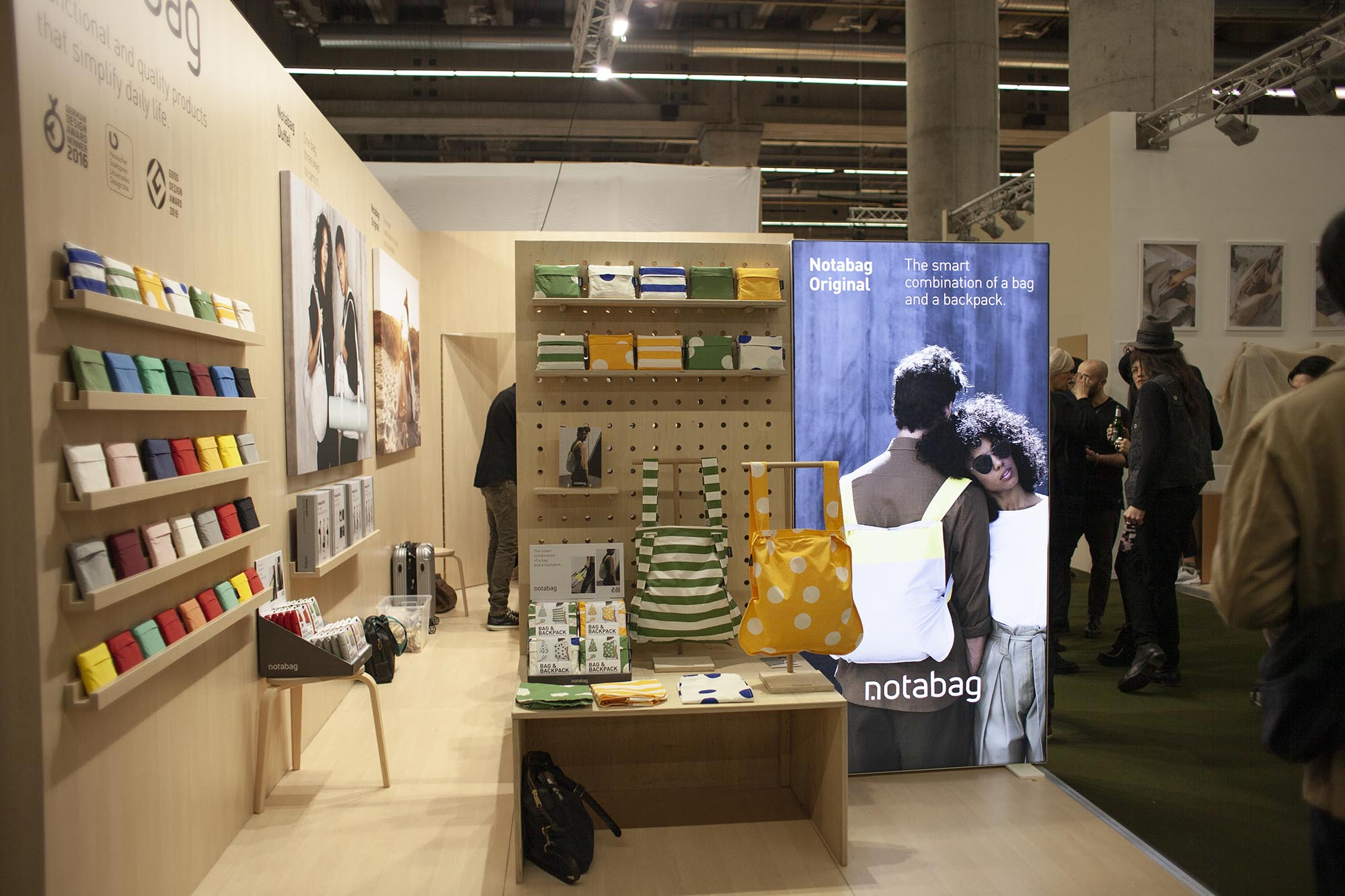 Our stand at Ambiente 2020