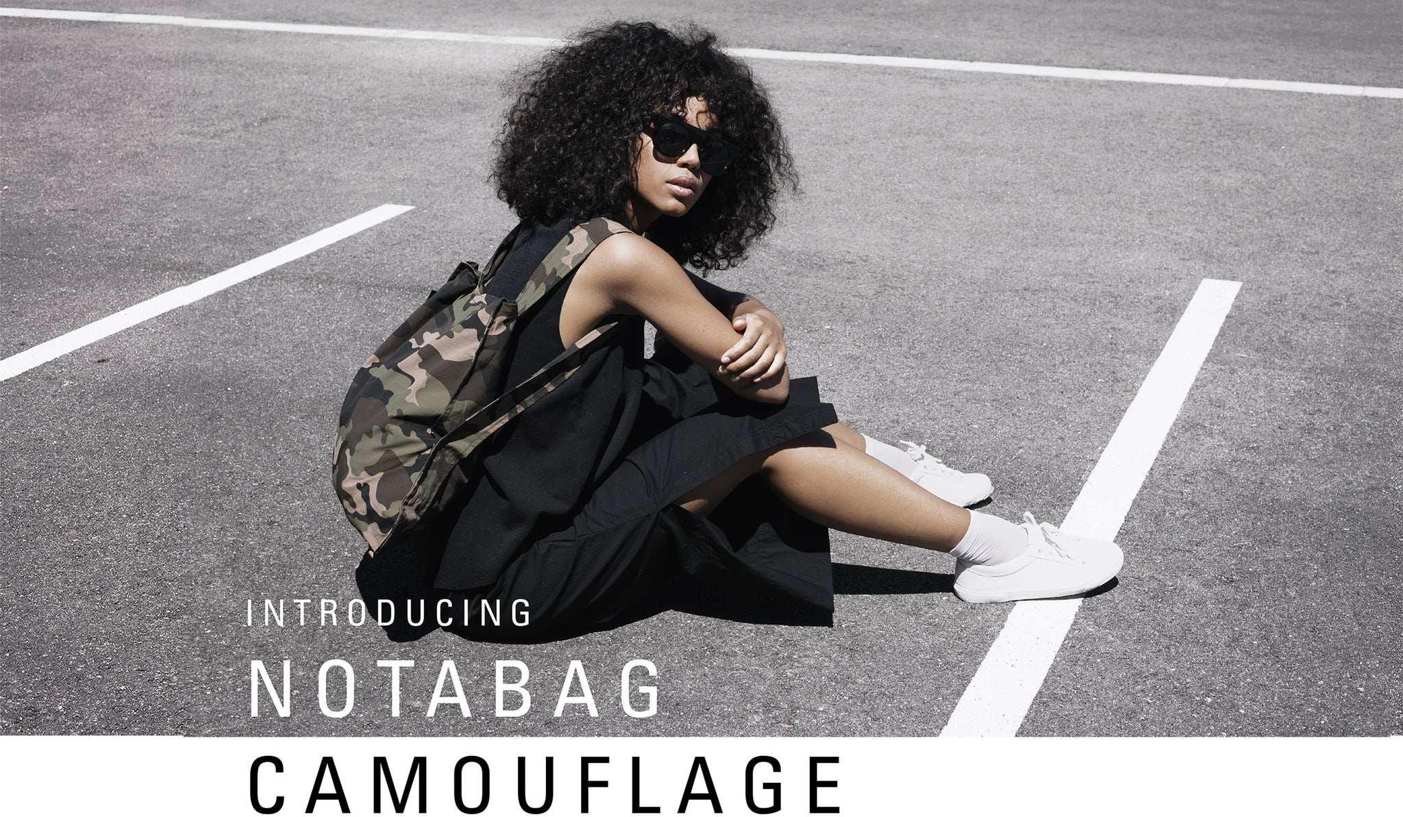 Notabag Camouflage Collection