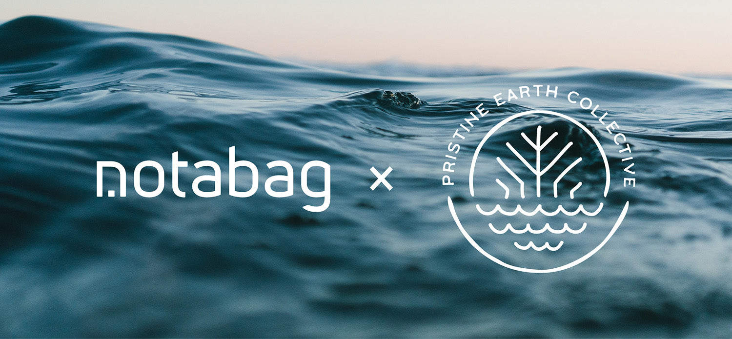 Notabag and Pristine Earth Collective