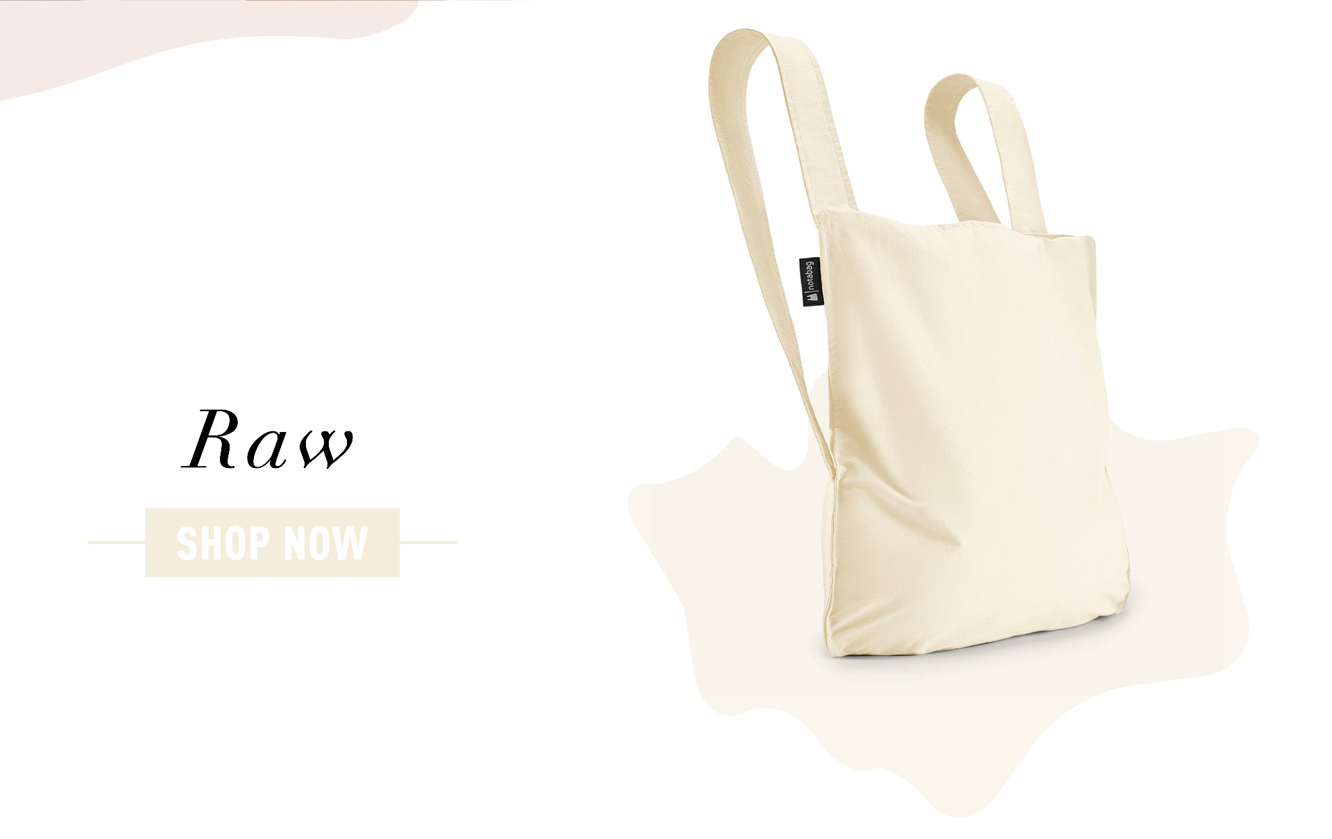 Notabag Raw - Shop Now