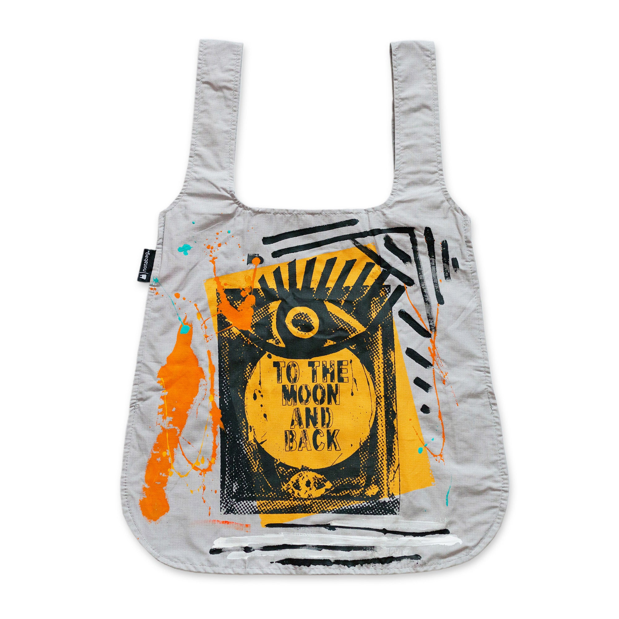 Notabag + Marija Mandic - Grey Yellow