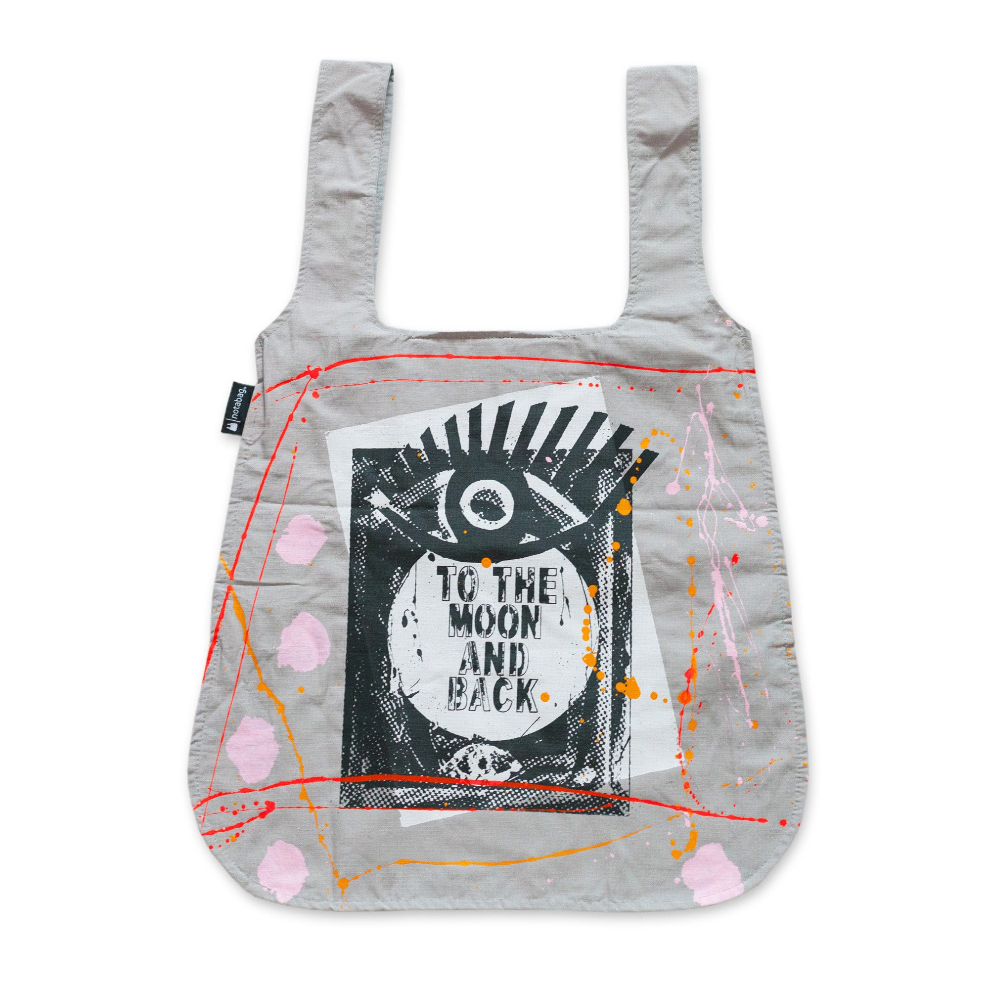 Notabag + Marija Mandic – Grey White