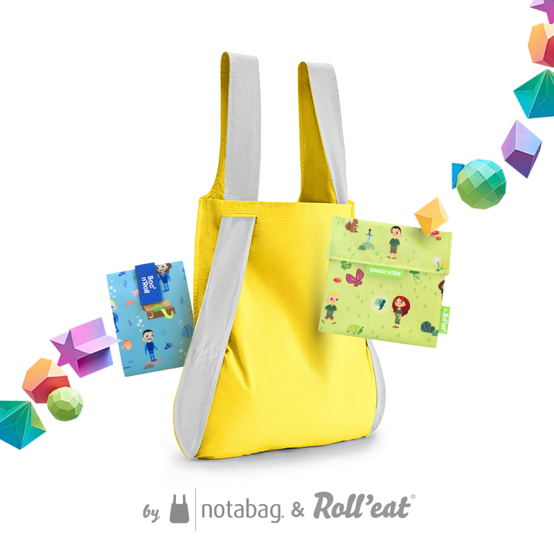 Notabag & Roll'eat Contest