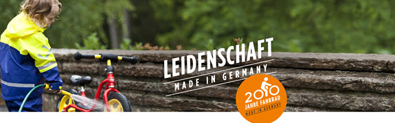 200 years of bicycle – Innovation Made in Germany