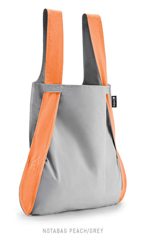 Notabag Peach/Grey