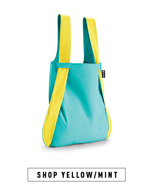 Notabag Yellow/Mint