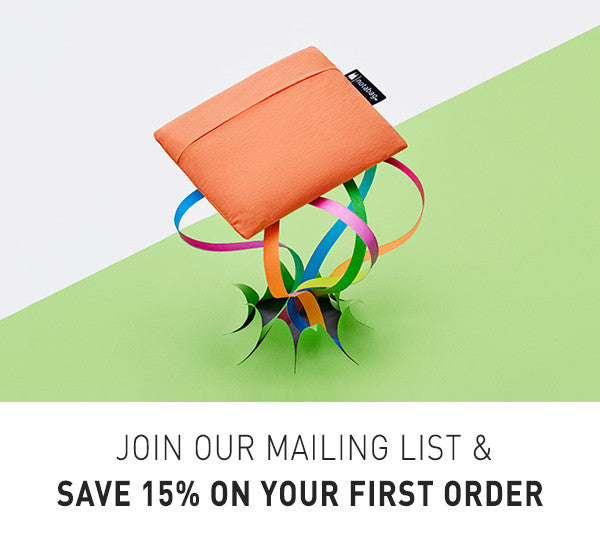 Join the Notabag newsletter and save 15%