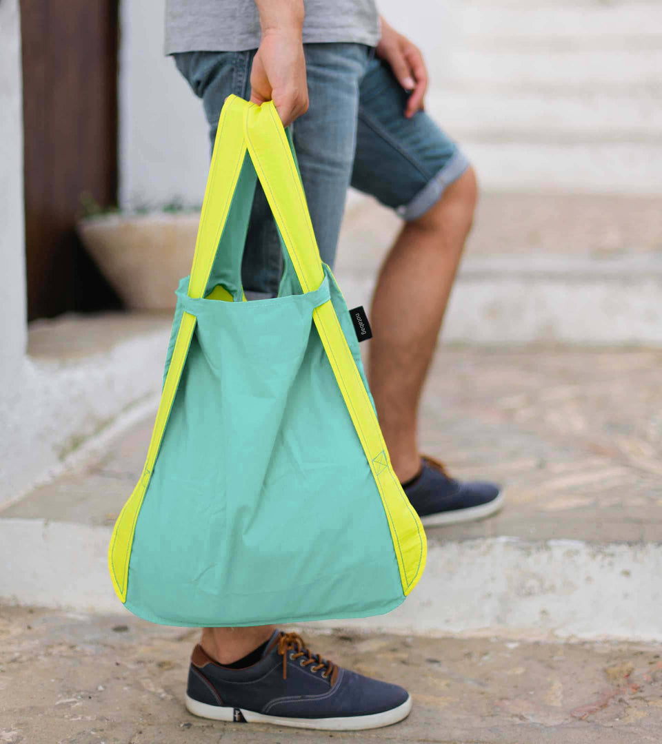 Notabag – Yellow/Mint