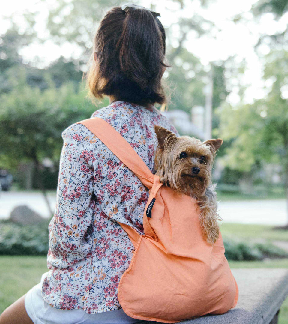 Notabag Mini – Peach