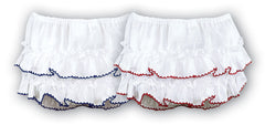 Sarah Louise Ruffled Bloomers