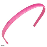 "3/8"" Headband with Loop"