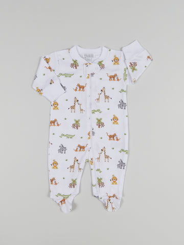 Jolly Jungle Pajamas