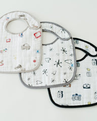 Toy Box Bib Set