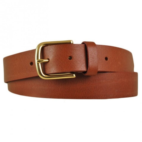 Leatherman Tan Leather Belt