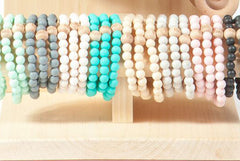 Bella Tunno Stackable Teething bracelets