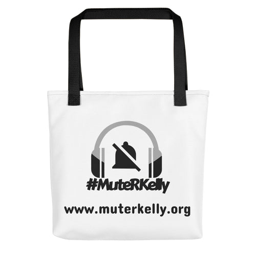 #MuteRKelly Tote bag