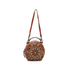 Campomaggi embellished stud cross body bag (coming soon)