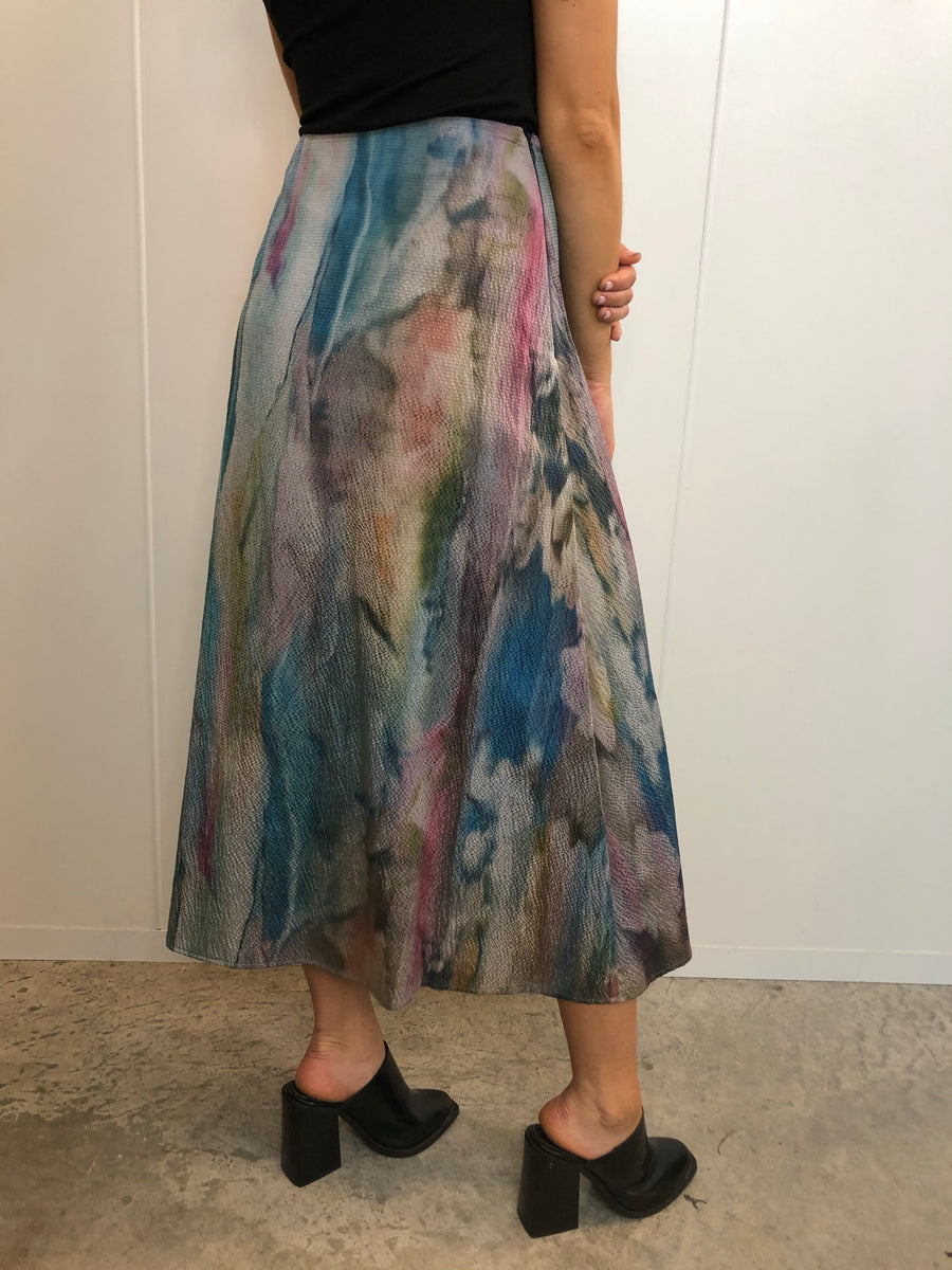 Watercolour Skirt
