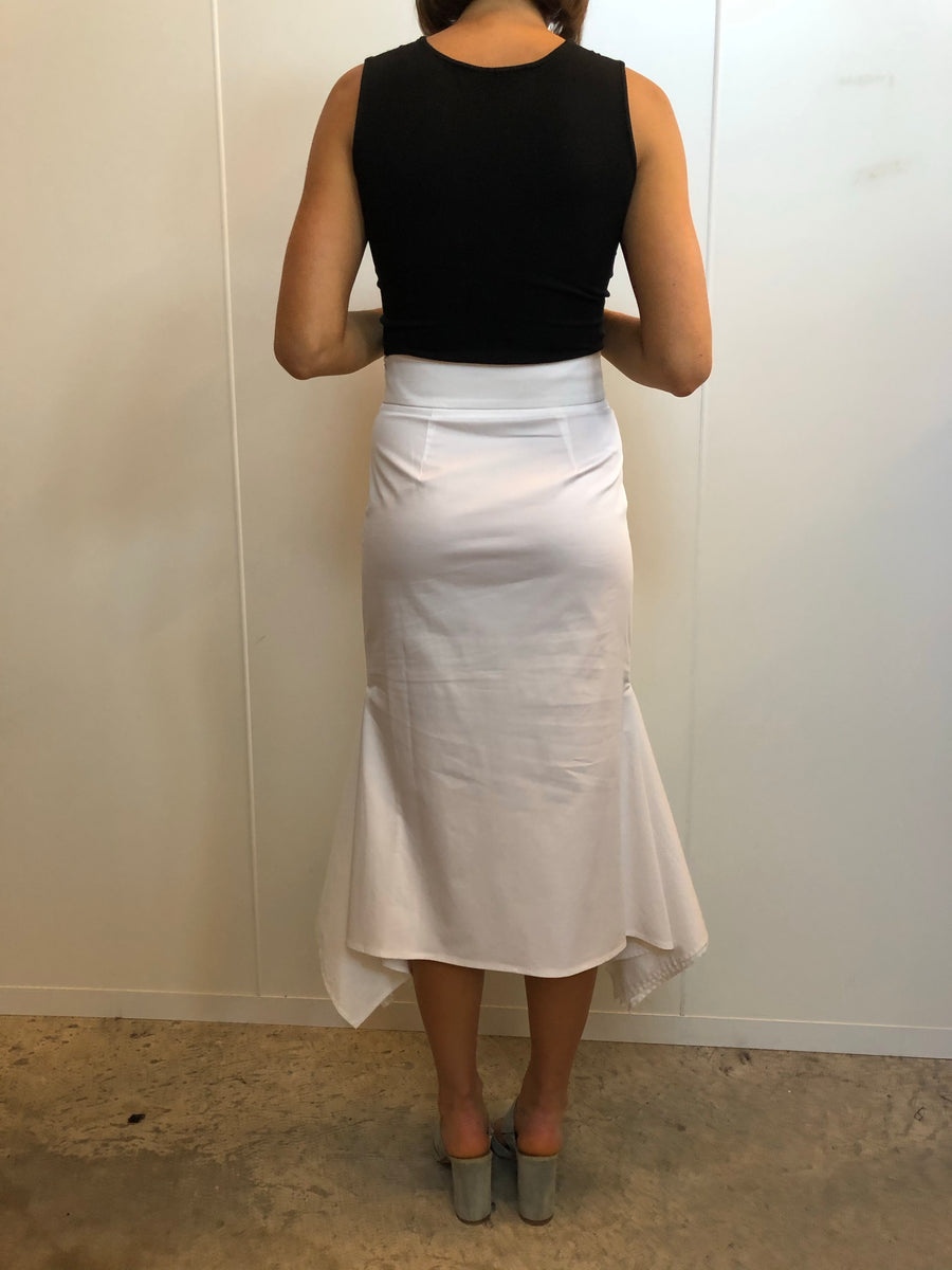 Poplin Golden Ratio Skirt