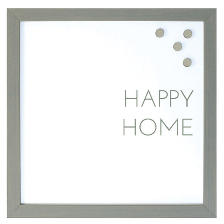 Petal Lane Magnetic Board Happy Home