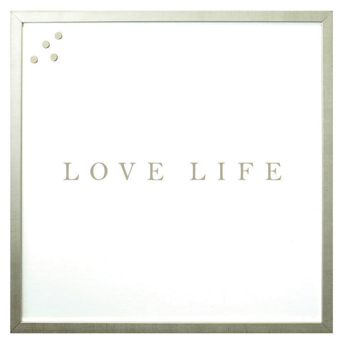 Petal Lane Magnetic Board Love Life