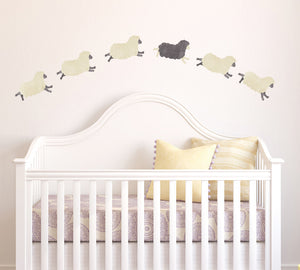 Sheep Wall Decals