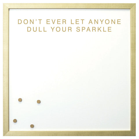 Petal Lane Magnetic Board Sparkle
