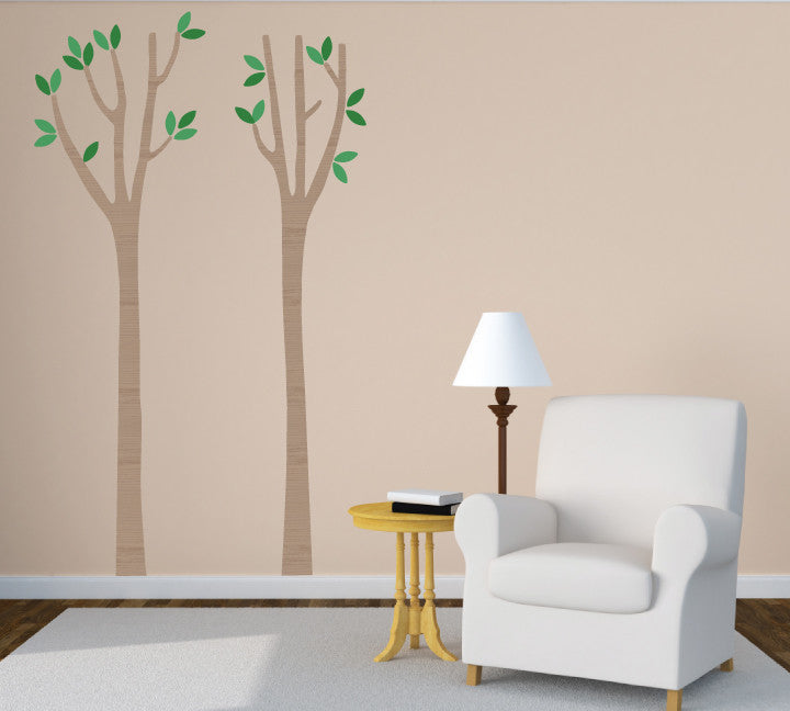 Trees Fabric Wall Decal