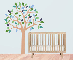 Tree Fabric Wall Decals
