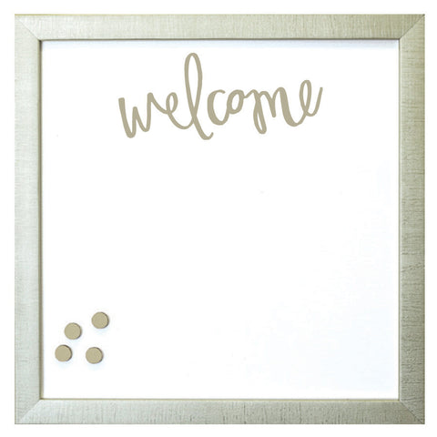 Petal Lane Magnetic Board Welcome
