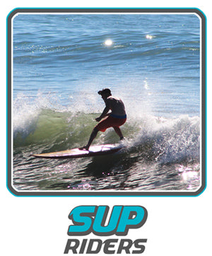 MakaniFins SUP Team Riders
