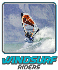 MakaniFins Windsurf Team Riders
