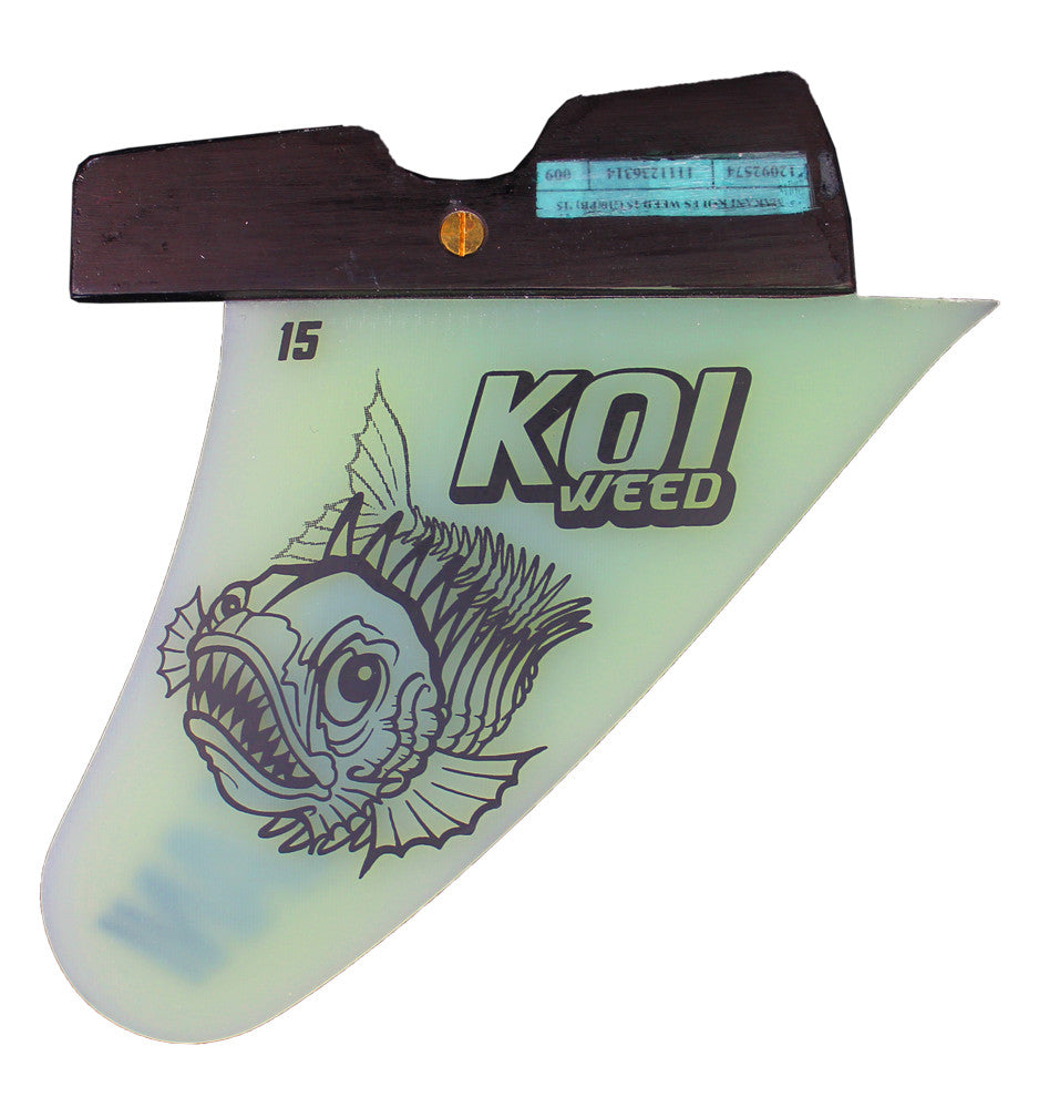 WINDSURFING FINS , Makani Fins, KOI WEED: Freestyle - 1