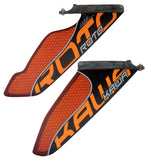 SUP FINS , Makani Fins, 2 SUP RACE Fins Package on: KAWA, ROTO, TERE (save 14%) - 5