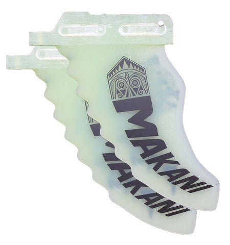 PIRANHA Twin: Wave (2 or 4 fins setup)