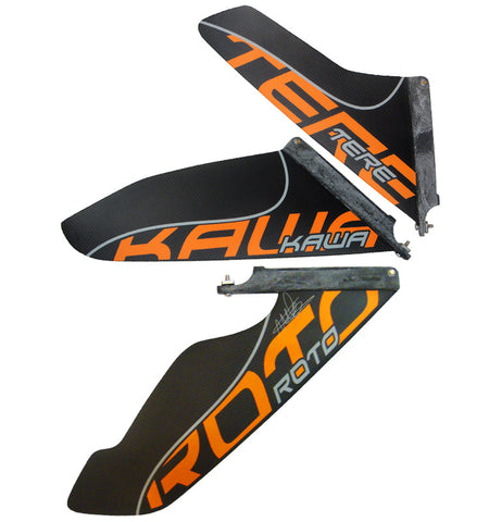 3 SUP RACE Fins Package: KAWA, ROTO, TERE (save 25%)