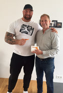 Worlds Strongest Man endorse Heskiers Tool and Method