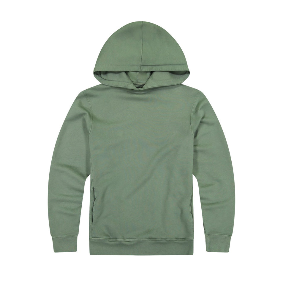 Loop Terry Hoody | Laurel