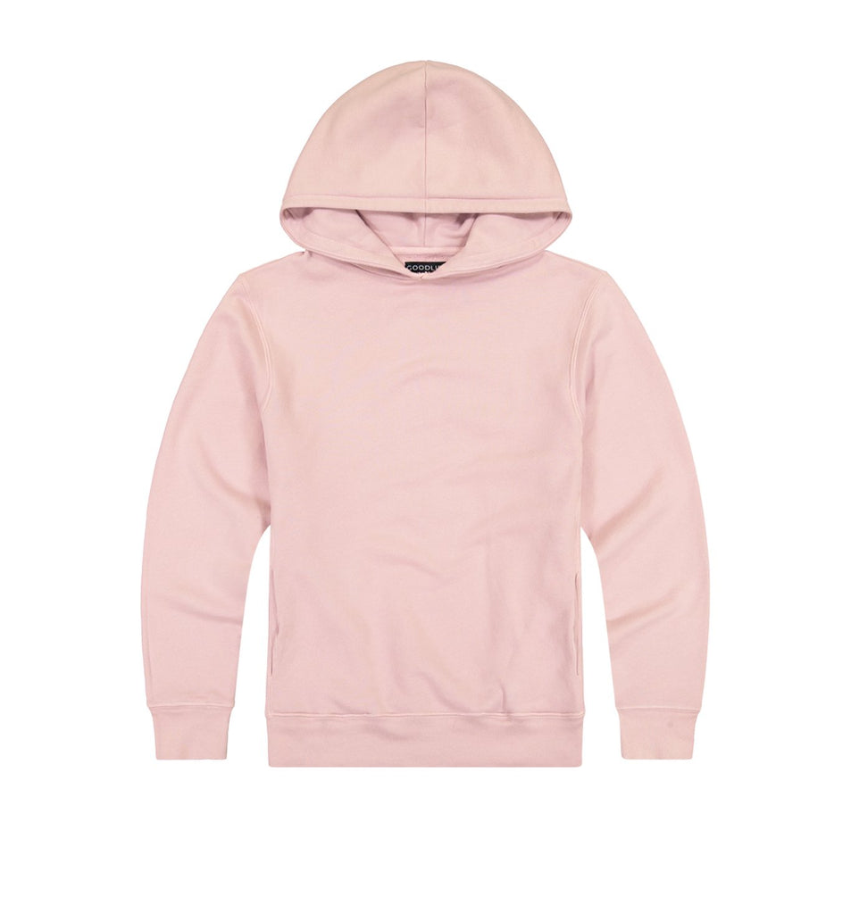 Loop Terry Hoody | Pale Mauve