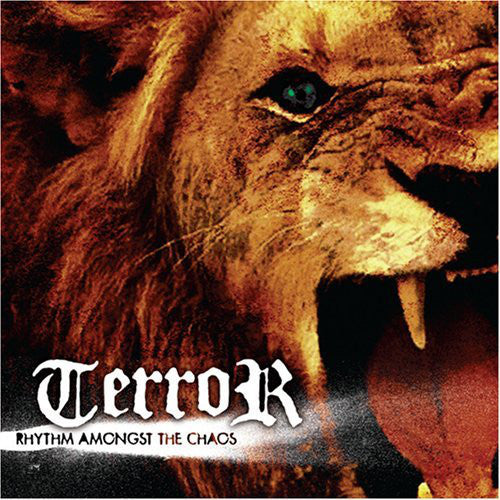 "Terror ""Rhythm Amongst The Chaos"" CD"