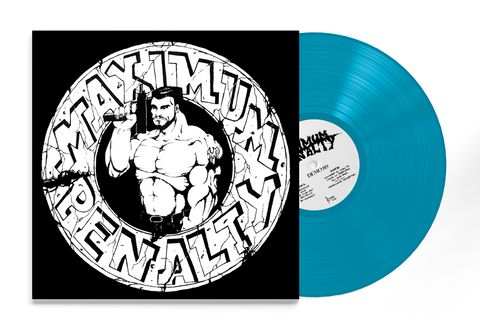 Maximum Penalty - Demo 89 Gatefold LP