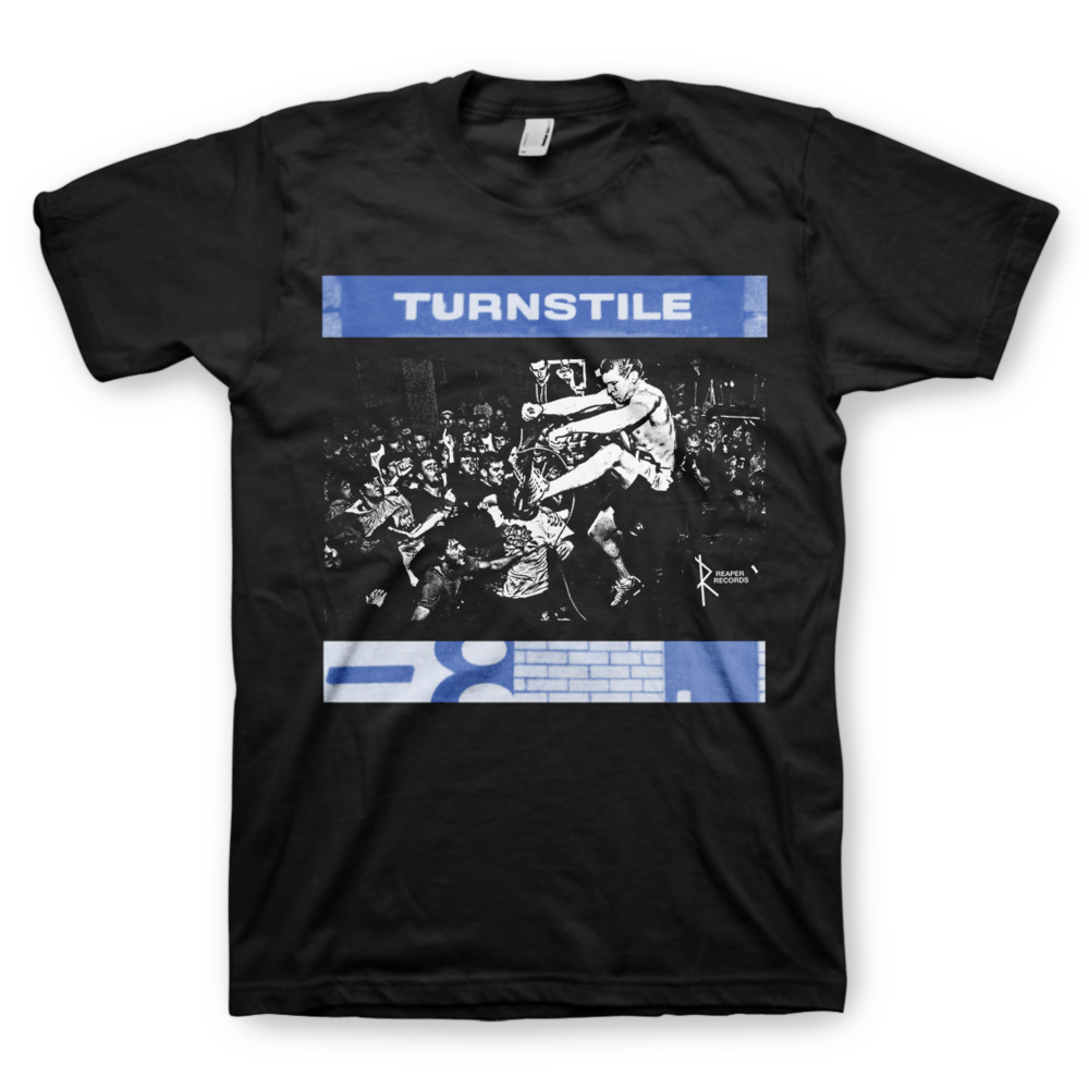 "Turnstile ""Pressure To Succeed"" Tee"
