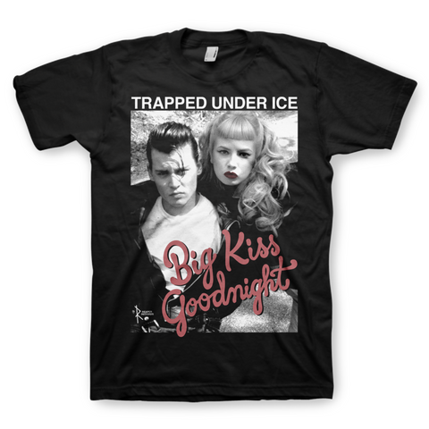"Trapped Under Ice ""Cry-Baby BKG Black"" Tee"
